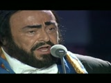 Pavarotti and James Brown - It is a Man`s World