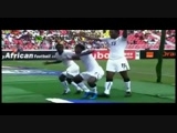Top ten best goals african cup 2010