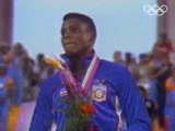 Carl Lewis - Men's 100M & Long Jump -84,88,1992,96 Olympics