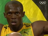 Usain Bolt - Athletics - 100M200M - Beijing 2008  Olympics
